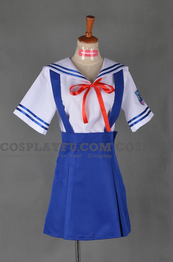 Clannad Nagisa Furukawa Costume (Estate Uniform)