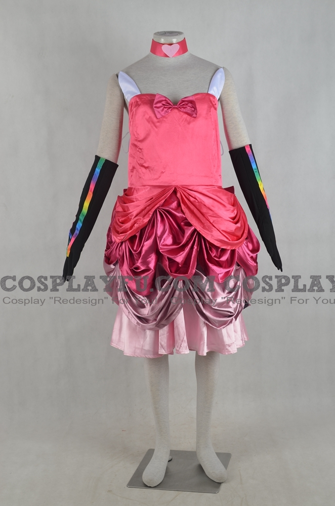 Nui Harime Cosplay Costume (2nd) from Kill la Kill