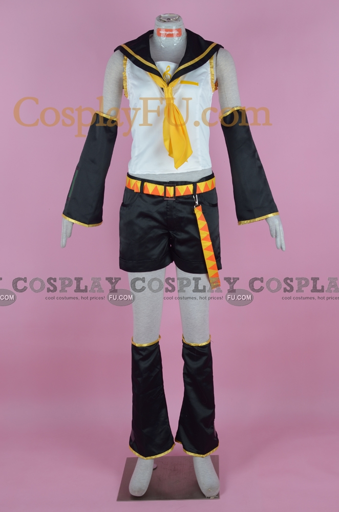 Rin Cosplay Costume (46-002) from Vocaloid