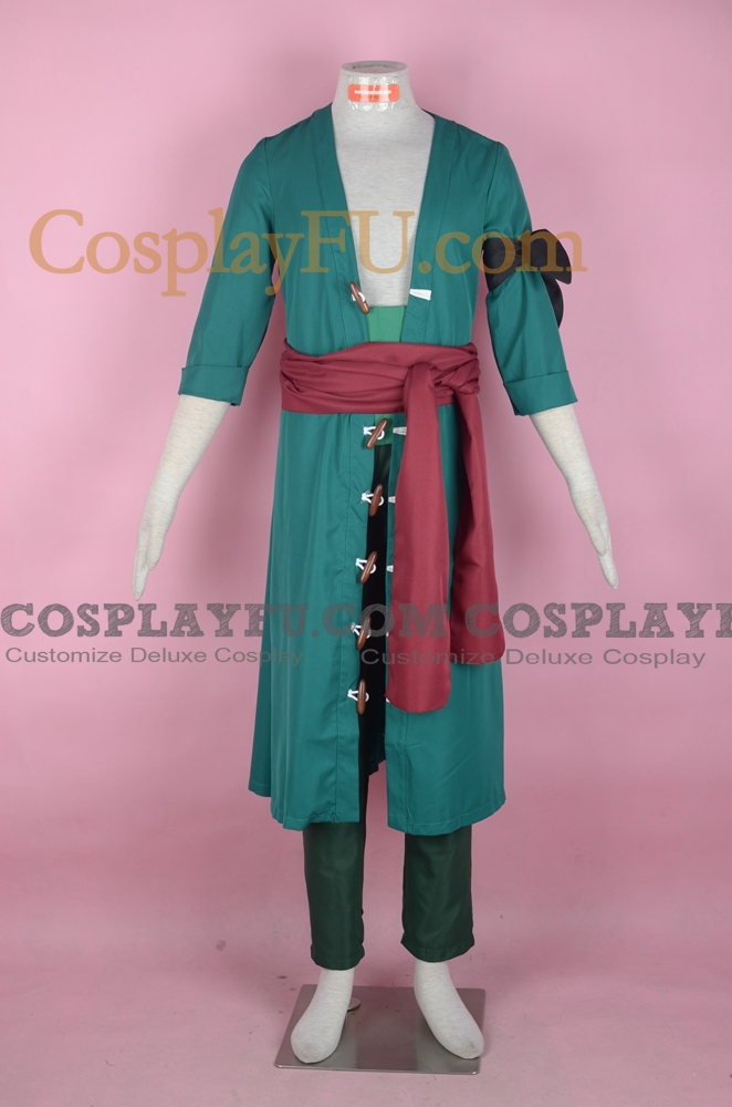 Roronoa Cosplay Costume (E176) from One Piece