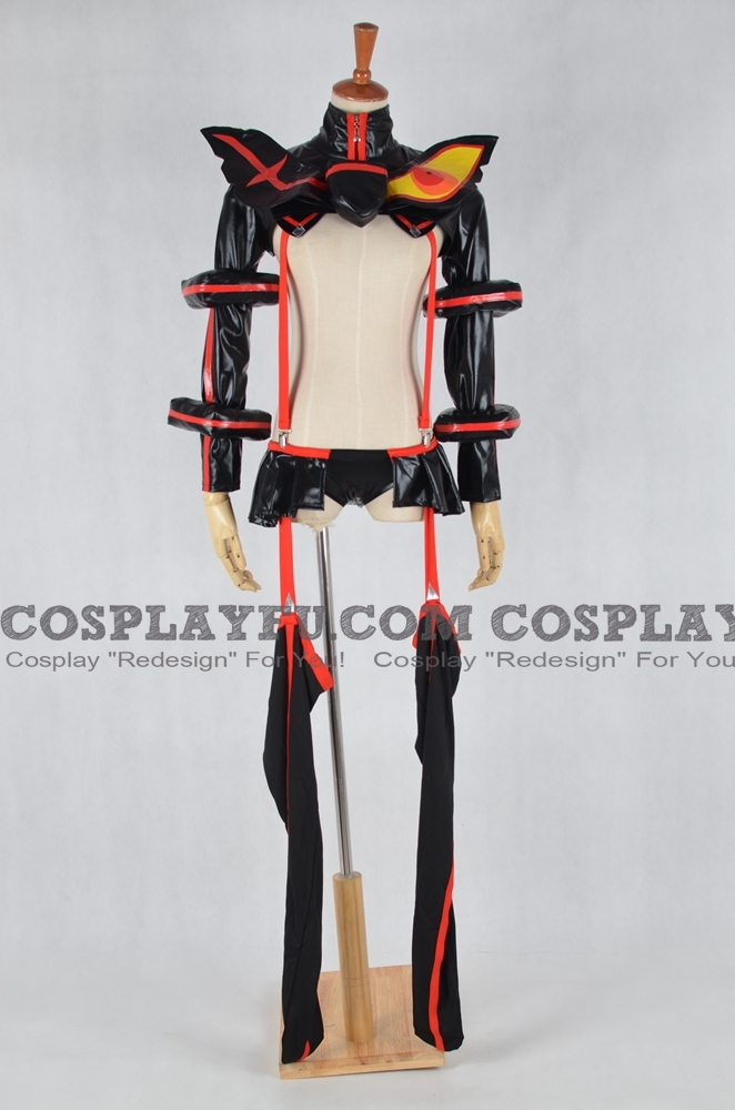 Ryuko Cosplay Costume (Senketsu, 2nd) from Kill la Kill