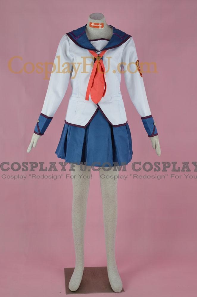 Yuri Cosplay Costume (SSS Members) from Angel Beats