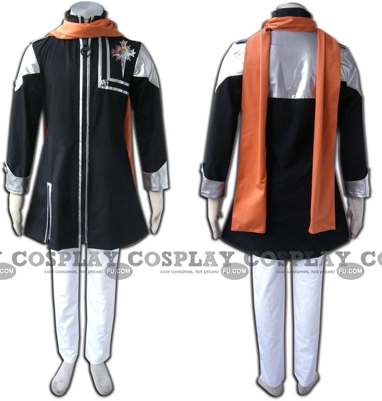 Lavi Cosplay Costume (1st 138-009) from D Gray Man