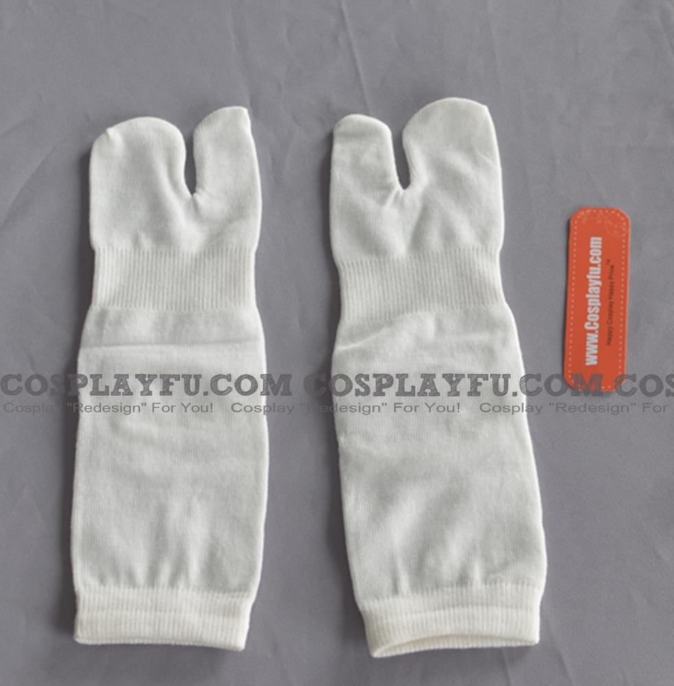 Socks for Straw Sandals et Geta Cosplay