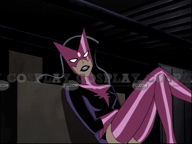 Star Sapphire Cosplay Costume from Justice League
