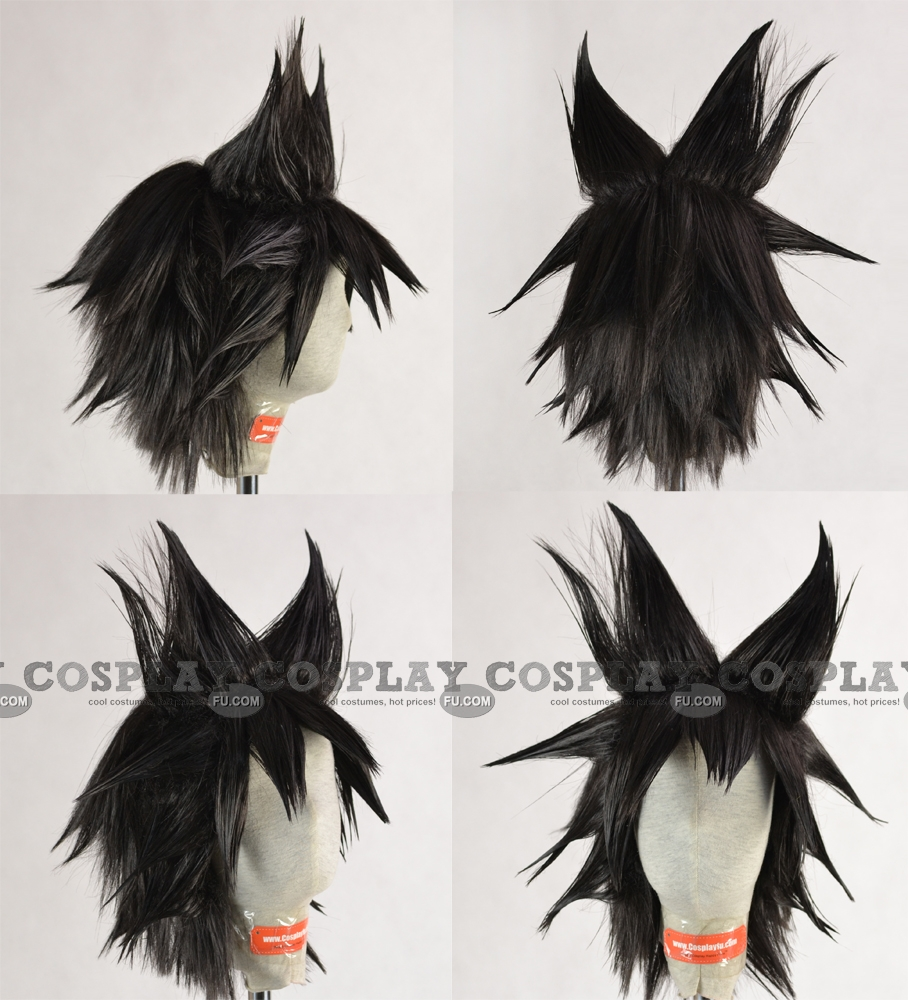 Static Wig from Static Shock 2