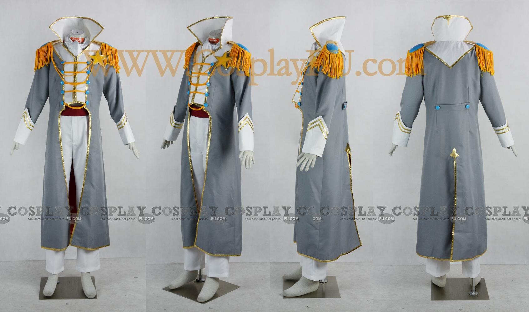 Takuto Cosplay Costume (Cybody Taubarn) from Star Driver