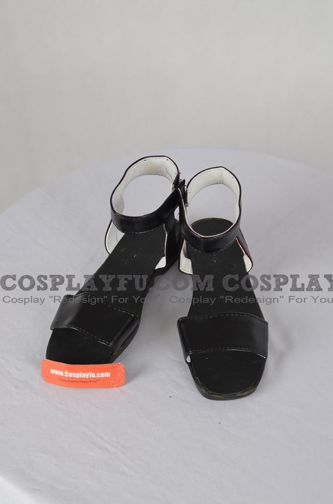 Temari Shoes from Naruto Shippuuden