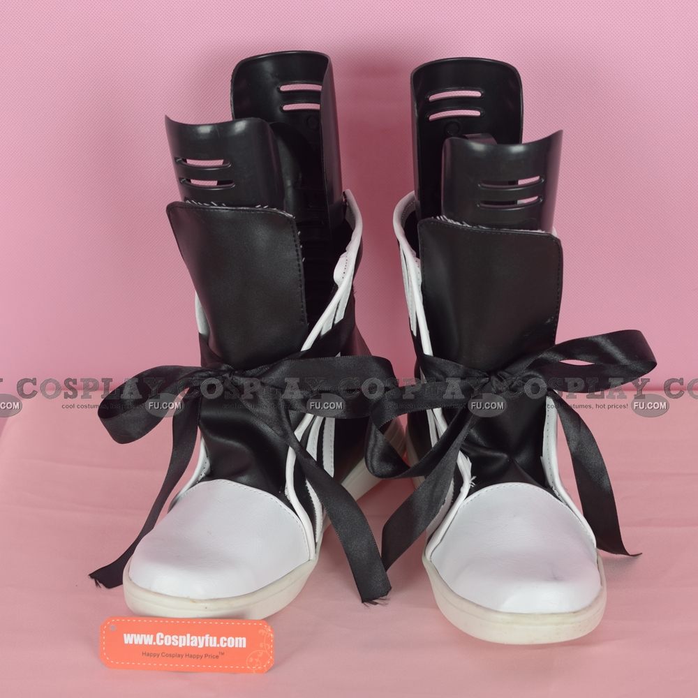 Tifa Shoes from Final Fantasy