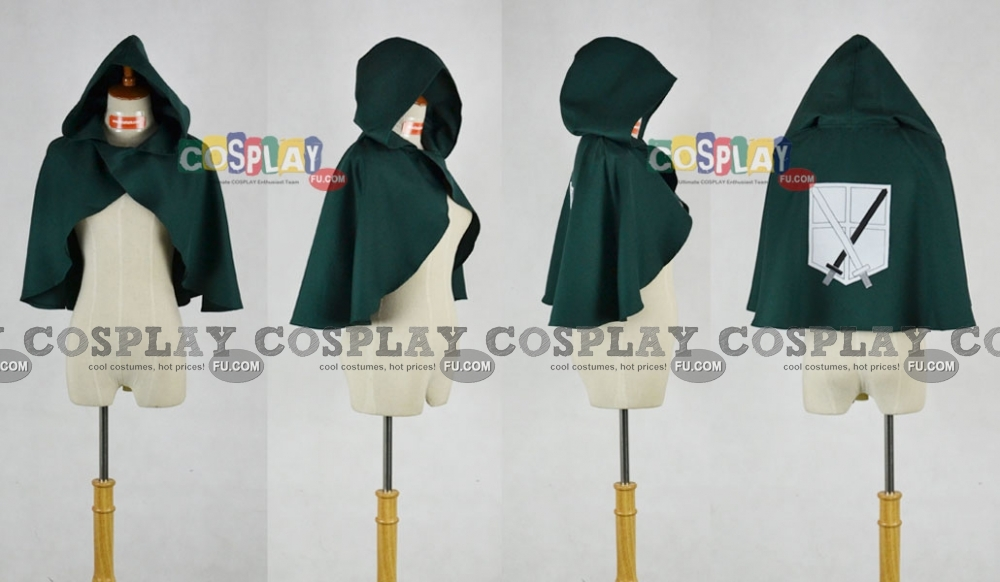 Training Corps Cape から コスプレ