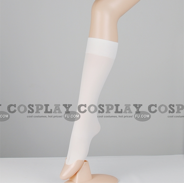 Weiß Socks Cosplay (01)