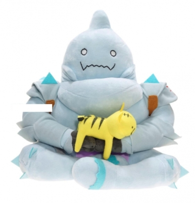 Alphonse Elric Plush Toy from FullMetal Alchemist
