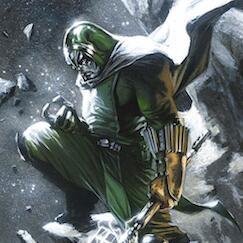 Avengers in Galactic Storm Ronan the Accuser (Avengers in Galactic Storm)