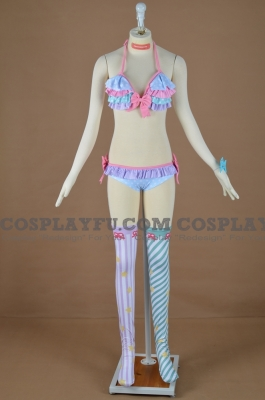Super Cosplay Costume from Super Sonico