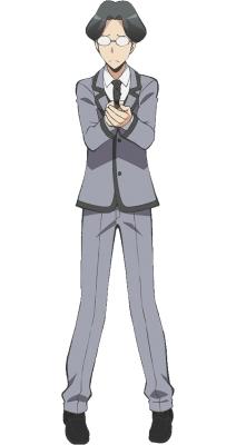 Assassination Classroom Kotaro Takebayashi