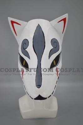 Ninetails Mask from Okami
