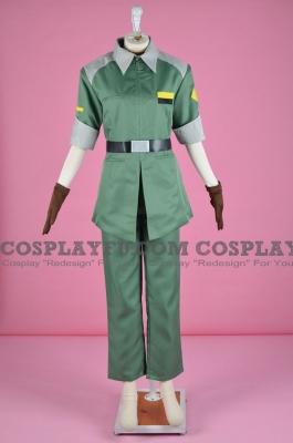 Gundam Seed Zaft Cosplay (51510)