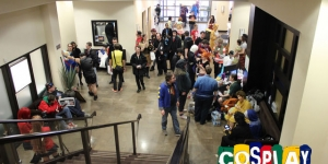 Con-G: Guelphs Anime and Geek Culture Convention 2013 CA