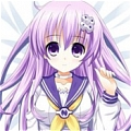 Hyperdimension Neptunia Непгир Парик