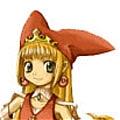Marl Kingdom Kururu Disfraz