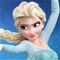 Frozen - Il regno di ghiaccio Elsa Parrucca (3rd)