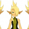 Cleophee Cosplay Costume from Wakfu