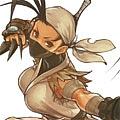 Street Fighter Ibuki Kostüme