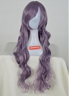 Purple Wig (Long,Wavy,Noel)