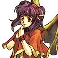 Myrrh Cosplay Costume from Fire Emblem: The Sacred Stones