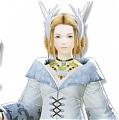 Final Fantasy XIV Кан-E-Senna Костюм