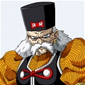 Dragon Ball Doctor Gero Traje