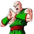 Tenshinhan from Dragon Ball Z Resurrection F