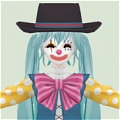 보컬로이드 하츠네 미쿠 복장 (Marionette,Project Diva F 2nd)