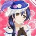 Umi Wig (Ball) from Love Live!