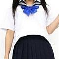 School 소녀 Uniform 코스프레 (Ethel)
