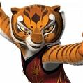 Master Tigress Cosplay Costume from Kung Fu Panda 3