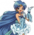 Hanon Cosplay Costume from Mermaid Melody Pichi Pichi Pitch