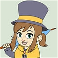 Hat Cosplay Costume from A Hat in Time