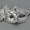 Masquerade Mascara Cosplay (White 01)