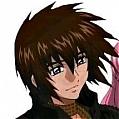 Mobile Suit Gundam SEED Kira Yamato Peruca
