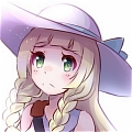 Pokemon Sun and Moon Lillie Kostüme