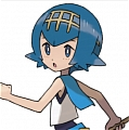 Lana Cosplay Costume from Pokemon Sun and Moon