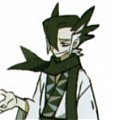 Grimsley Wig from Pokemon
