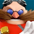Doctor Eggman Cosplay Costume from Sonic the Hedgehog