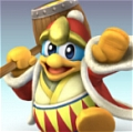 King Dedede Cosplay Costume (Female version) from Kirby