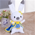 Miku Rabbit Plush (2017, with Cloak) from Vocaloid