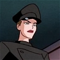Mercy Cosplay Costume from Superman The Animated Series