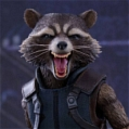 Rocket Raccoon Cosplsy from Guardians of the Galaxy Vol. 2
