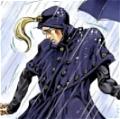 Blackmore Cosplay Costume from JoJo's Bizarre Adventure Part 7: Steel Ball Run