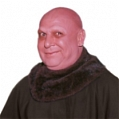 Addams Family Uncle Fester Cosplay